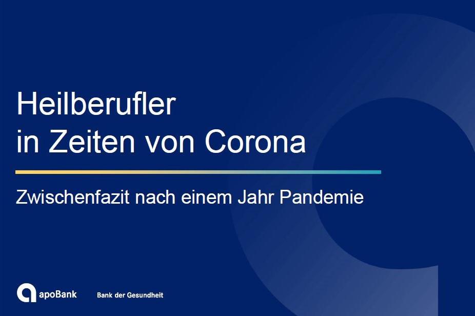 Heilberufler in Zeiten von Corona